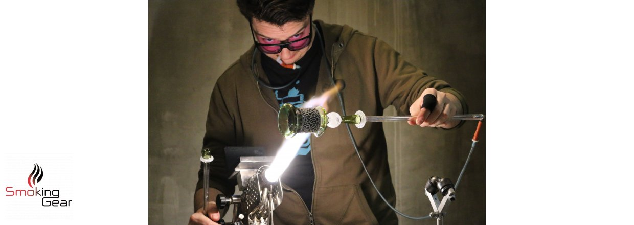 February GlassBlower of the month  : DOK GLass
