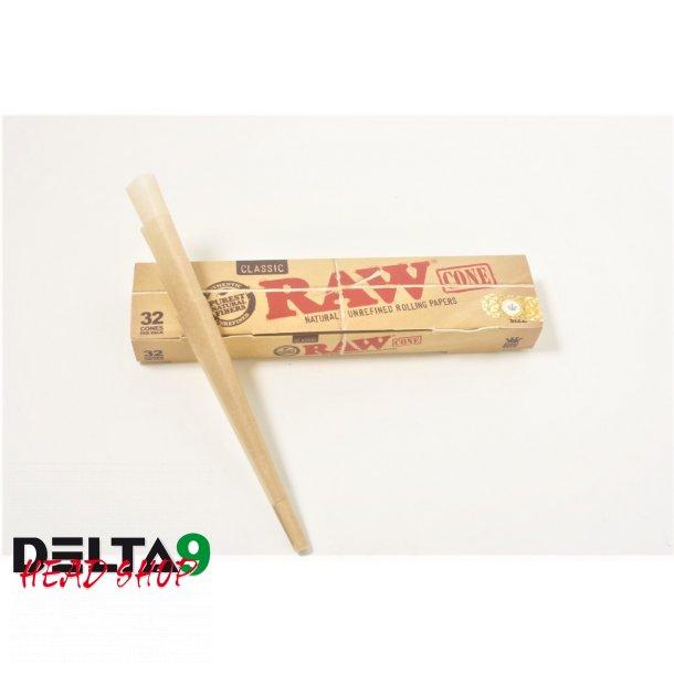 RAW Cones Basic 109 mm 1x32 pcs